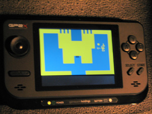 Atari Adventure on the GP2X