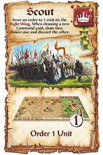 BattleLore command card