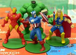Marvel Heroes figures