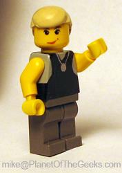 Lego Starbuck