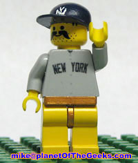 Lego Jason Giambi