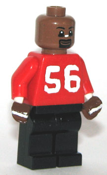 Terry Tate Office Linebacker Lego in Action!